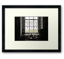A Living Wage Framed Print