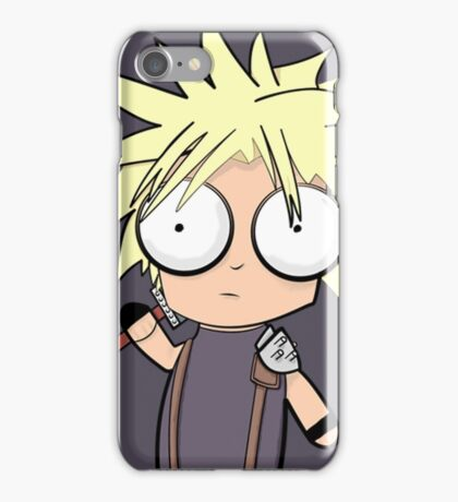 Cloud Strife? iPhone Case/Skin