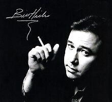 Bill Hicks - Smokin' by FreakMonkey