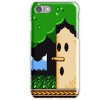Kirby's Adventure Whispy Woods iPhone Case/Skin