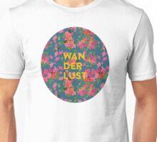 Wanderlust_bougainvillea Unisex T-Shirt