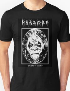 Black Metal Harambe Unisex T-Shirt