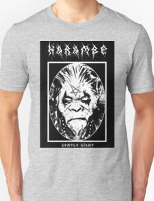 Black Metal Harambe Unisex T-Shirt