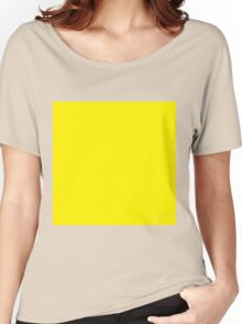You Asked For Yellow Women's Relaxed Fit T-Shirt