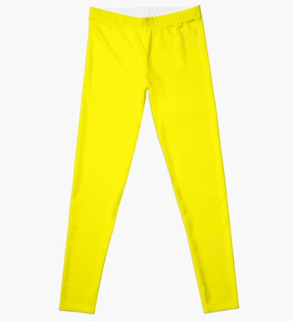 You Asked For Yellow Leggings