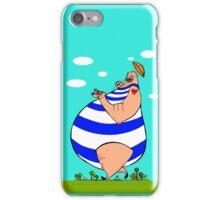 Gunter and George iPhone Case/Skin