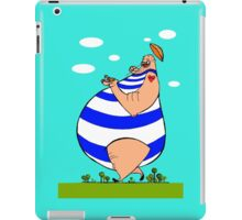 Gunter and George iPad Case/Skin
