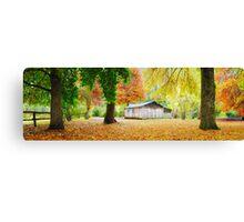 Pickerings Hut, Howqua Hills, Victoria, Australia Canvas Print