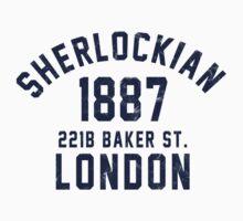 Sherlockian Kids Clothes