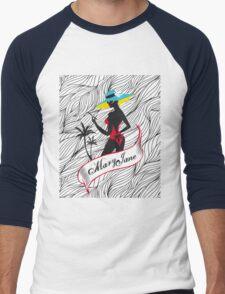Mary Jane 2 Men's Baseball ¾ T-Shirt