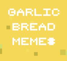 8-Bit Deliciousness  Sticker