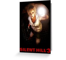 Silent Hill 3 Greeting Card