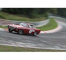 Volvo p1800 Photographic Print