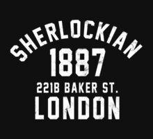 Sherlockian Kids Tee