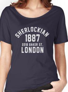 Sherlockian Women's Relaxed Fit T-Shirt