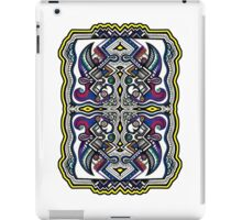 SYMMETRY - Design 005 (Color) iPad Case/Skin