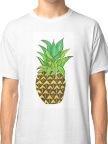 Perky Pineapple  Classic T-Shirt