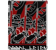 Dwarven Constructivist Poster - Baruk Kazâd! iPad Case/Skin