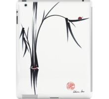 """Gentle Soul"" Chinese japanese ink brush pen painting iPad Case/Skin"