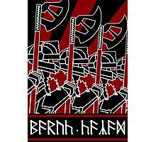 Dwarven Constructivism! Photographic Print