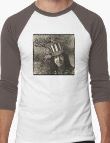 """Jerry Garcia """"Captain Trips"""" Grateful Dead Shirt Men's Baseball ¾ T-Shirt"""