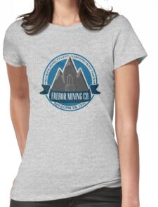 Erebor Mining Company Womens Fitted T-Shirt