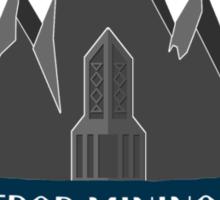 Erebor Mining Company Sticker