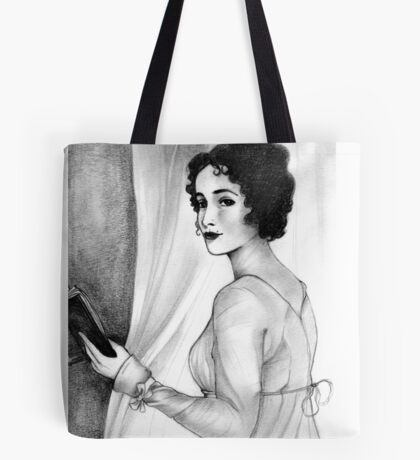 Lizzy Bennet Tote Bag
