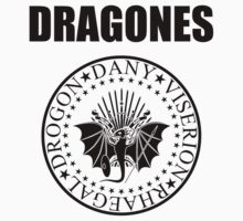 DRAGONES black by OhMyDog