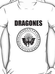 DRAGONES black T-Shirt