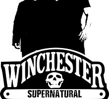 Winchesters Phone Case  by UsmaanSyed