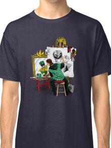 Ranger Self Portrait Classic T-Shirt