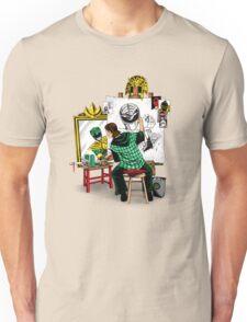 Ranger Self Portrait Unisex T-Shirt