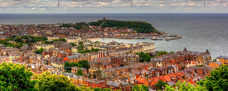 Scarborough Panorama by Tom Gomez