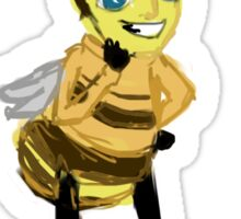 barry the bee  Sticker