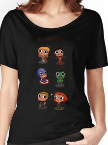 THE AVENGERS (◠‿◠) Women's Relaxed Fit T-Shirt