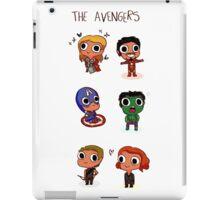 THE AVENGERS (◠‿◠) iPad Case/Skin