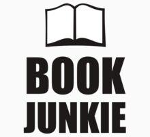 Book Junkie One Piece - Short Sleeve
