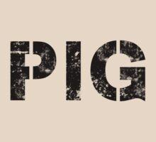 PIG by OhMyDog