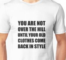 Clothes Back In Style Unisex T-Shirt