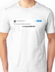 Marina Diamandis Being Relatable Unisex T-Shirt
