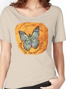 Finding Immortality.   Women's Relaxed Fit T-Shirt