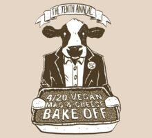 4/20 Vegan Mac and Cheese Bake Off by Lee Bretschneider