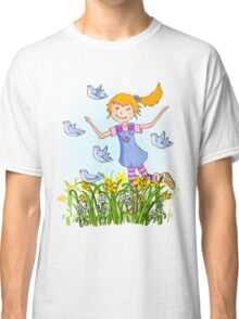 Spring's in the air Classic T-Shirt