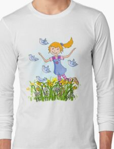Spring's in the air Long Sleeve T-Shirt