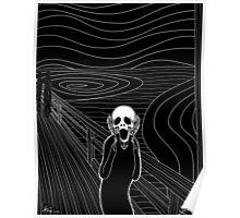 The Scream Poster