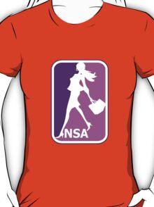 NSA: National Shopping Association T-Shirt