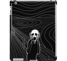 The Scream iPad Case/Skin