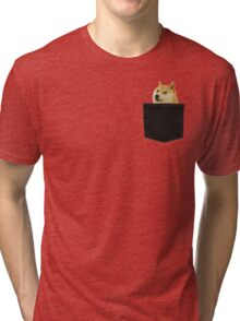 Doge  Tri-blend T-Shirt