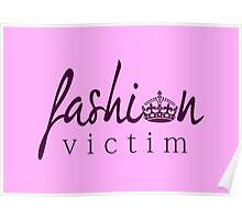 Fashion Victim 4 Poster